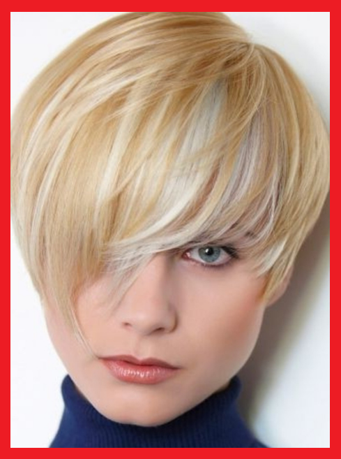 Frisuren kurz frauen blond