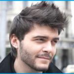 Coole und moderne frisuren für männer mit geheimratsecken