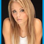 Blond frisuren lange glatte haare selber machen