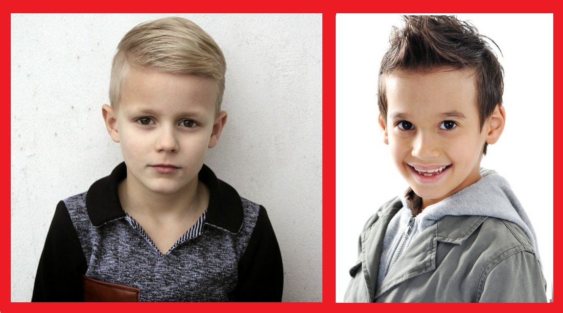 coole jungs frisuren
