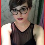 Frisuren für brillenträger ideen mit kurz haare