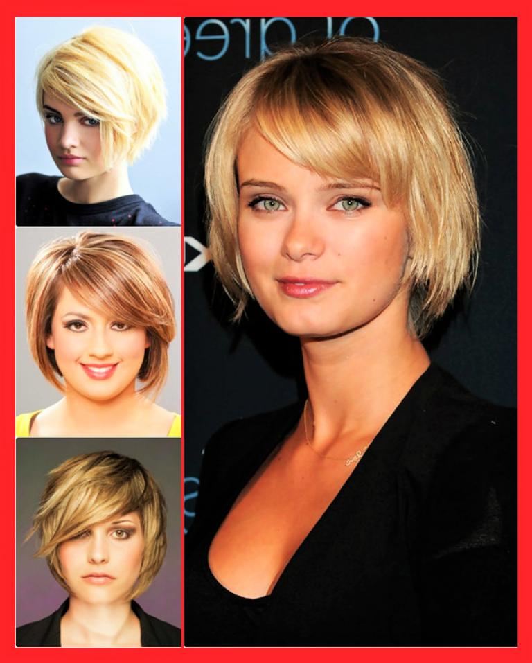 frisuren rundes gesicht dünne haare blond bilder   frisur