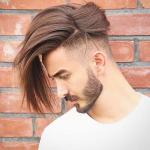 Neue mode frisuren männer mittellang undercut