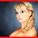 Schöne geflochtene frisuren lange haare zum selber machen