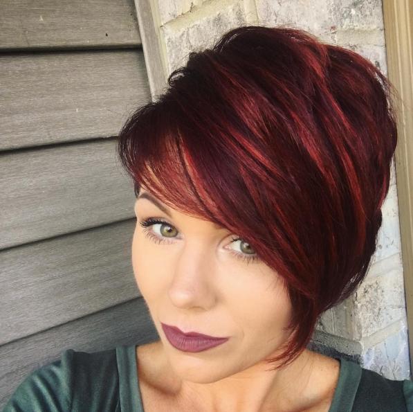 schicke frisuren für kurze haare