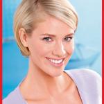 Interessant frisuren frauen kurz dünne haare blond