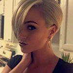Beliebte und trendy pixie cut frisuren blond damen bilder