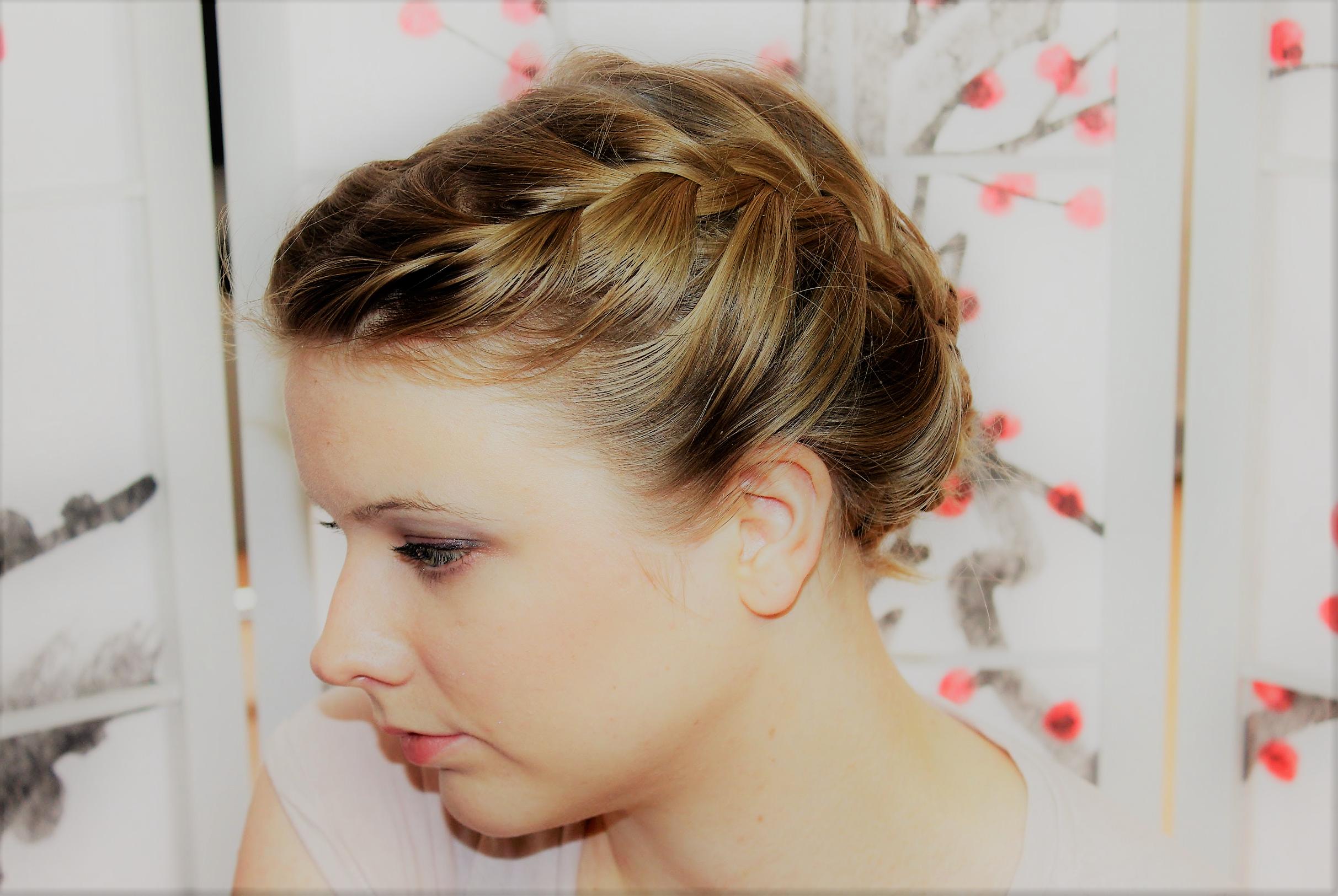 Neueste Trend Kommunion Frisuren Kurze Haare Bilder Frisur Ideen