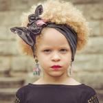 Tolle ideen Afro Frisuren für junge Mädchen