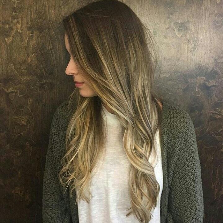 Lang haare frisuren