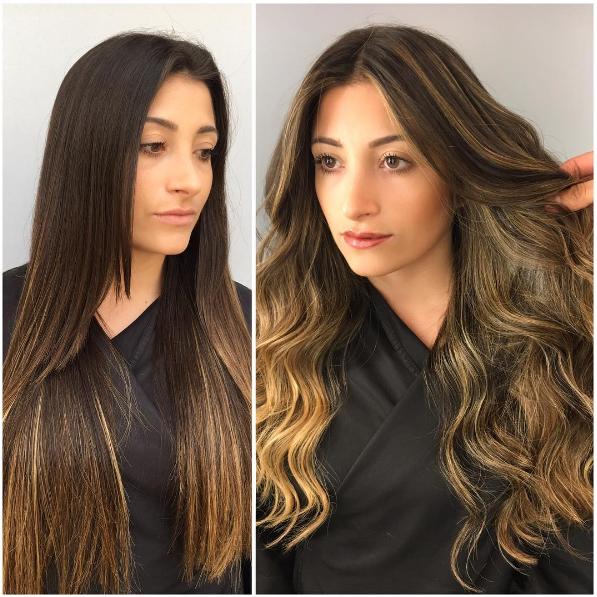 Top Frisuren Lange Braun Haare Frauen Beliebte In Diesem Jahr
