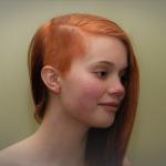 Moderne trend frisuren dünne haare side cut für lange haare