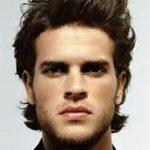 Lange Haare Frisur Ideen Manner