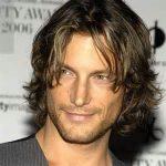 Mittellange Haare Frisur Männer