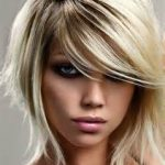 Blond Frisuren Damen Mittellang Bilder