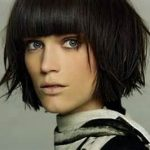 Frisuren Damen Bob Mit Pony