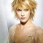 Frisuren Frauen Kurz Blond Haare