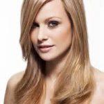Frisuren Lang Stufig Blond