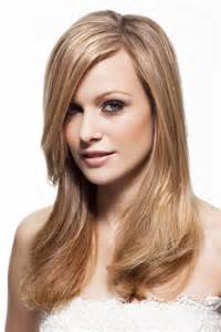 Frisuren Lang Stufig Blond