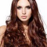 Lange Haare Frisur Frau