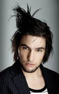 Beliebt Für Glattes Haar Frisuren Männer Mittellang