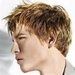 Kurz Haar Frisuren Männer Und Geeignet Für Leute, Die Lieben Einfach Durchzuführen