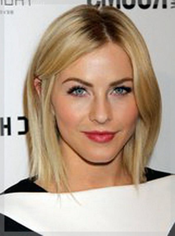 Blonde Mittellange Frisuren