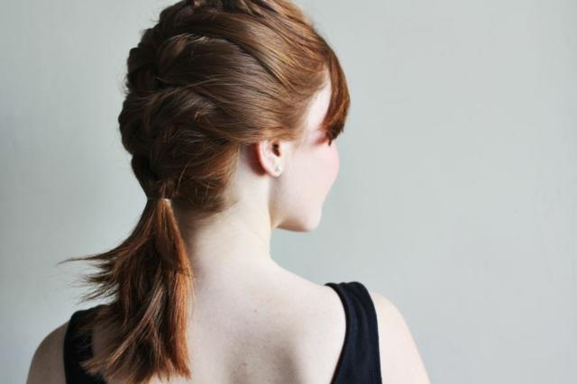 Dirndl Frisuren Anleitung Kurze Haare