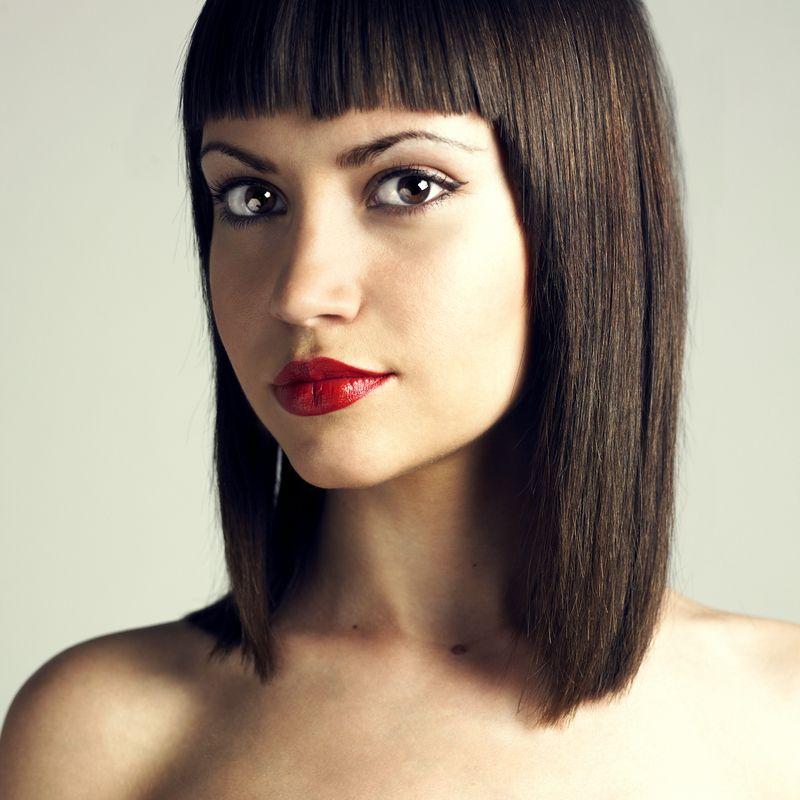 Mittellange Haare Frisuren