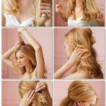Einfache Frisuren Anleitung