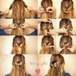 Einfache Frisuren Für Den Alltag