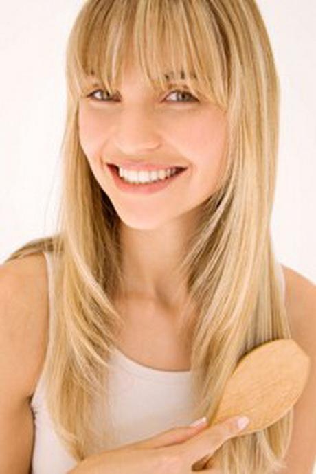 Frisuren Für Lange Dünne Haare