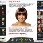 Kostenlos Frisuren Testen