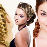 Wiesn Frisuren Einfache