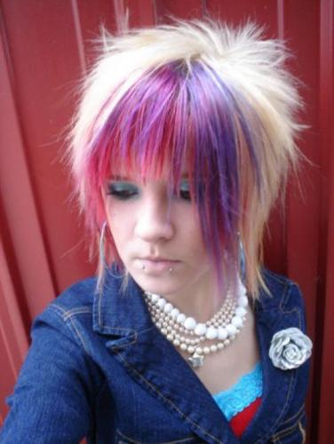 Emo Frisuren