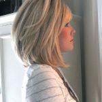 Frisuren Für Dünnes Haar Schulterlang