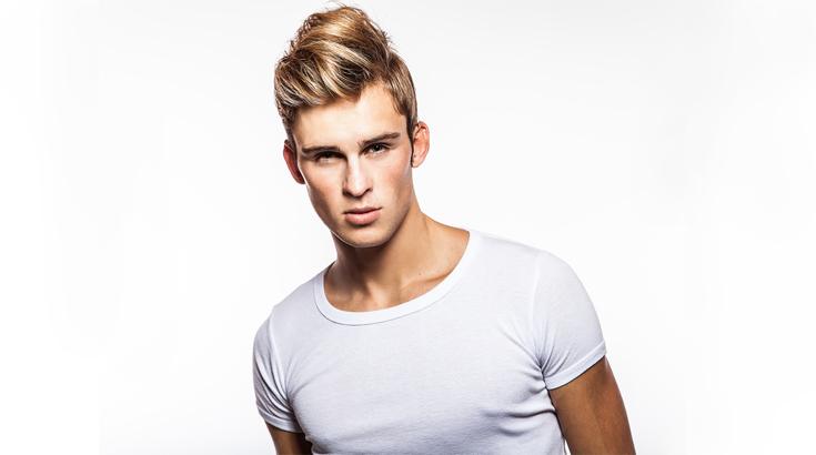 Frisuren Für Männer Mit Geheimratsecken