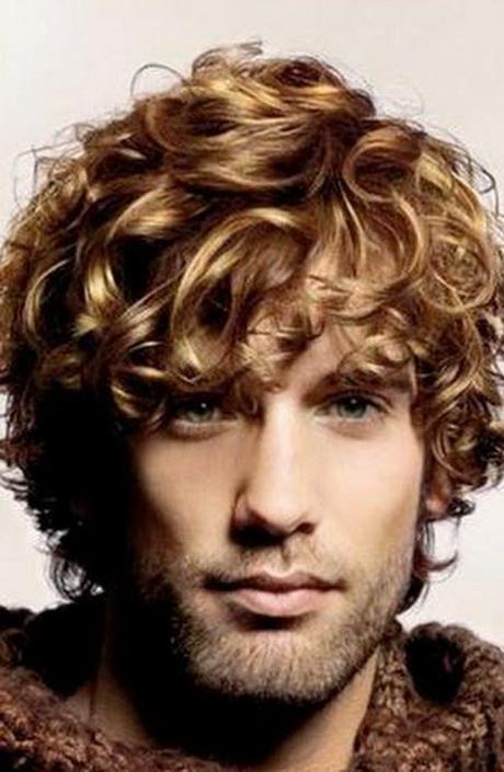Locken Frisuren Männer | Frisur Ideen