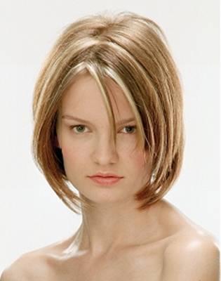 Mittellange Frisuren Für Feines Haar