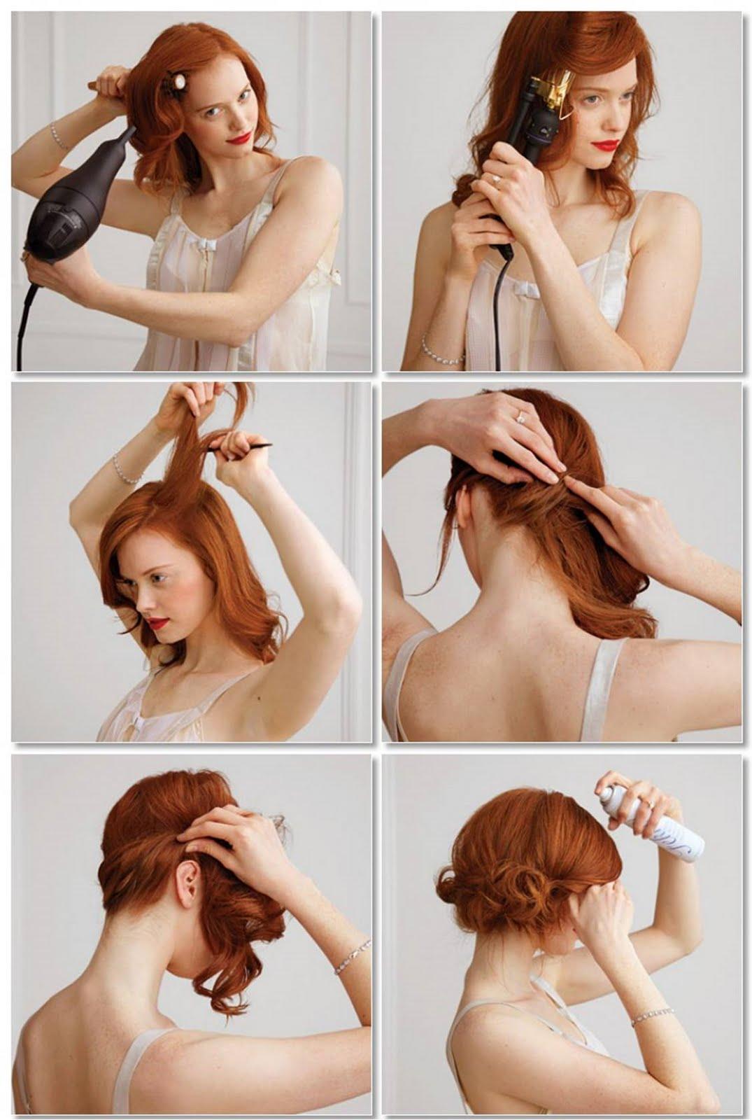 Frisuren Zum Selber Machen Mit Anleitung