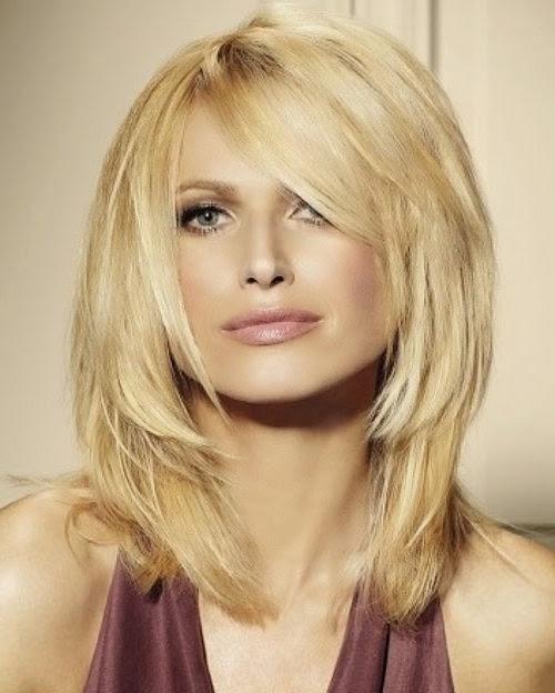 Elegante Frisuren Für Mittellange Haare
