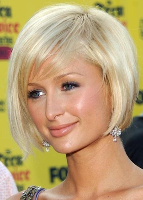 Frisuren Dünnes Haar Rundes Gesicht