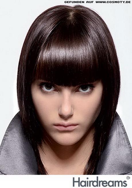 Frisuren Damen Mittellang Braun