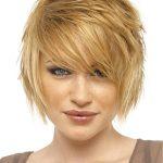 Frisuren Für Feines Haar Und Rundes Gesicht