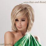 Frisuren Frauen Mittellang