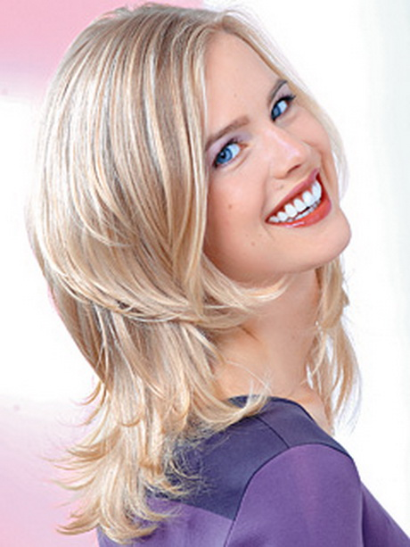 Frisuren Frauen Mittellang Gestuft