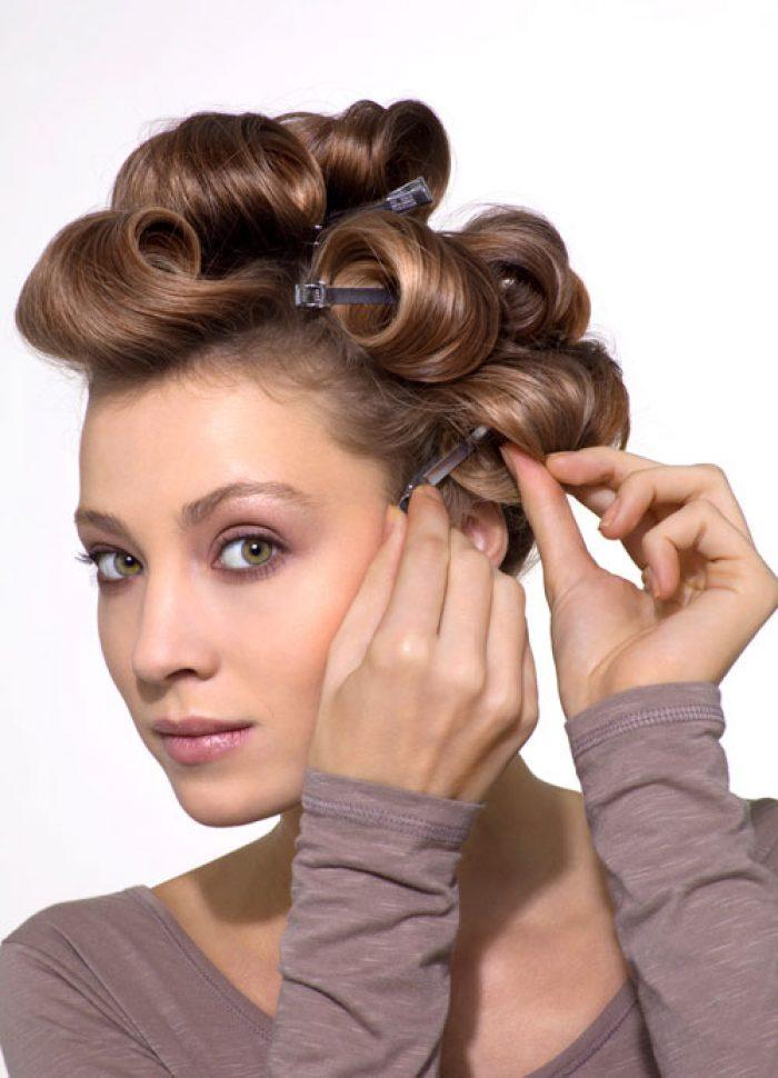 Frisuren Mit Locken Zum Selber Machen | Frisur Ideen