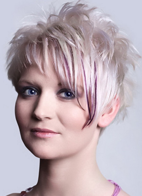 Moderne Kurze Frisuren