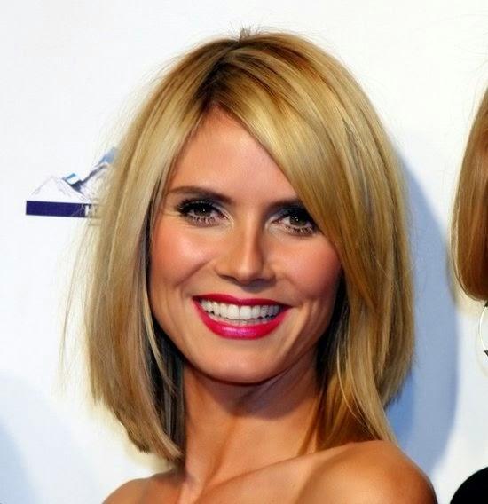 Moderne Mittellange Frisuren