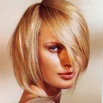 Aktuelle Frisuren Halblang